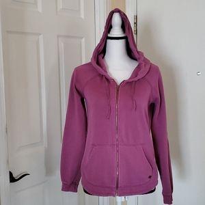 Roxy full zip hoodie